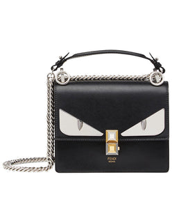 Fendi Kan I Small Black
