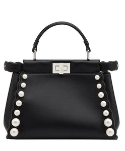 Fendi Peekaboo Mini Black