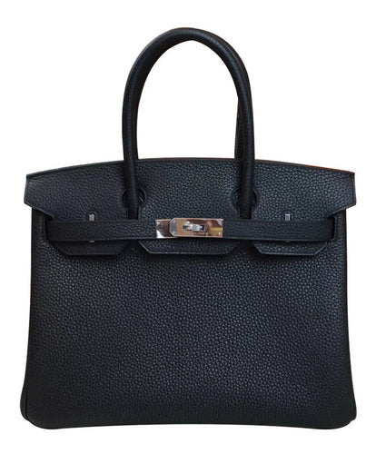Hermes Birkin 30 Togo Leather Black