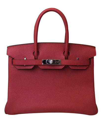 Hermes Birkin 30 Togo Leather Red