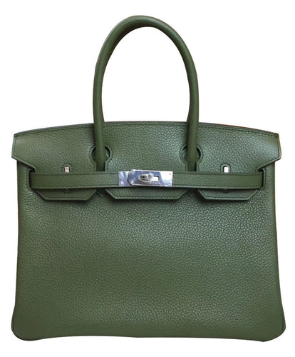 Hermes Birkin 35 Togo Leather Green