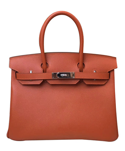 Hermes Birkin 30 Epsom Leather Orange