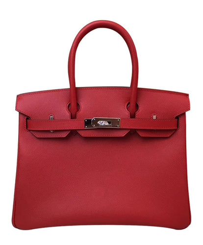Hermes Birkin 30 Epsom Leather Red