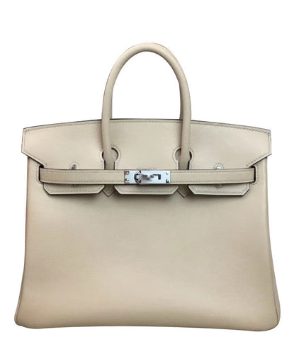 Hermes Birkin 30 Swift Leather Cream