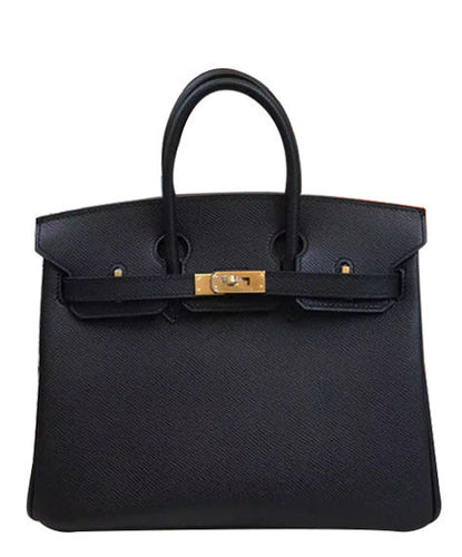 Hermes Birkin 25 Epsom Leather Paon Phw 2 colors