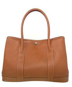 Hermes Togo Leather Garden Party Bag 7 colors