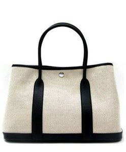 Hermes Togo Leather Garden Party Bag 2 colors
