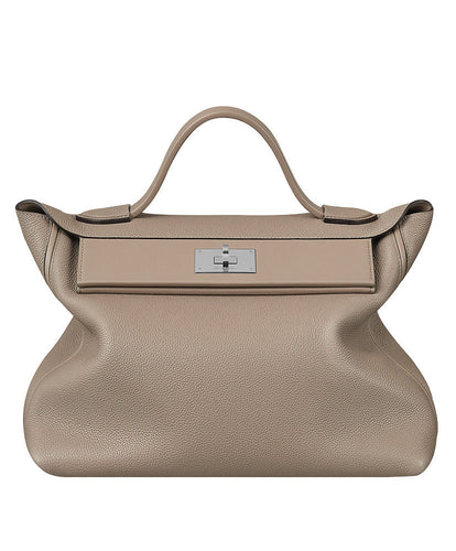 Hermes Sac 24/24 Bag L Gray