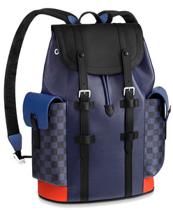 Louis Vuitton Christopher PM Blue