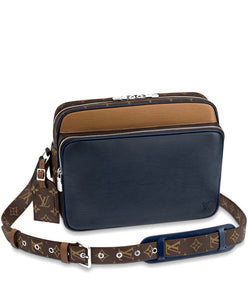 Louis Vuitton Nil Slim Dark Blue