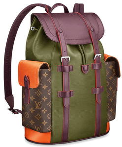Louis Vuitton Christopher PM Green