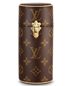 Louis Vuitton 200ml Travel Case Brown