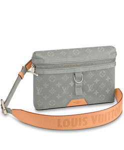 Louis Vuitton Messenger PM Khaki