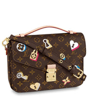 Louis Vuitton Pochette Metis Brown - hn4us