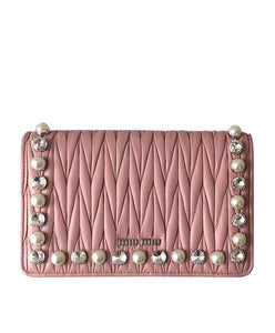 Miumiu Chain Package Pink
