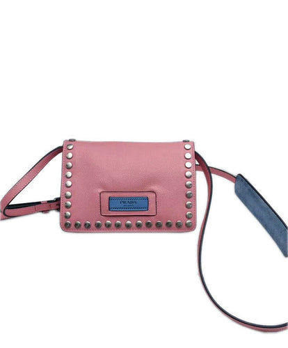 Prada Etiquette Mini Bag Pink