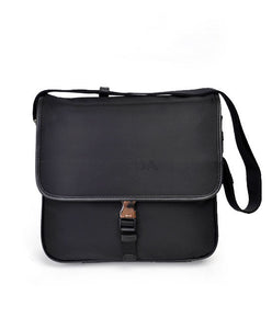 Prada Daino Crossbody Bag Black