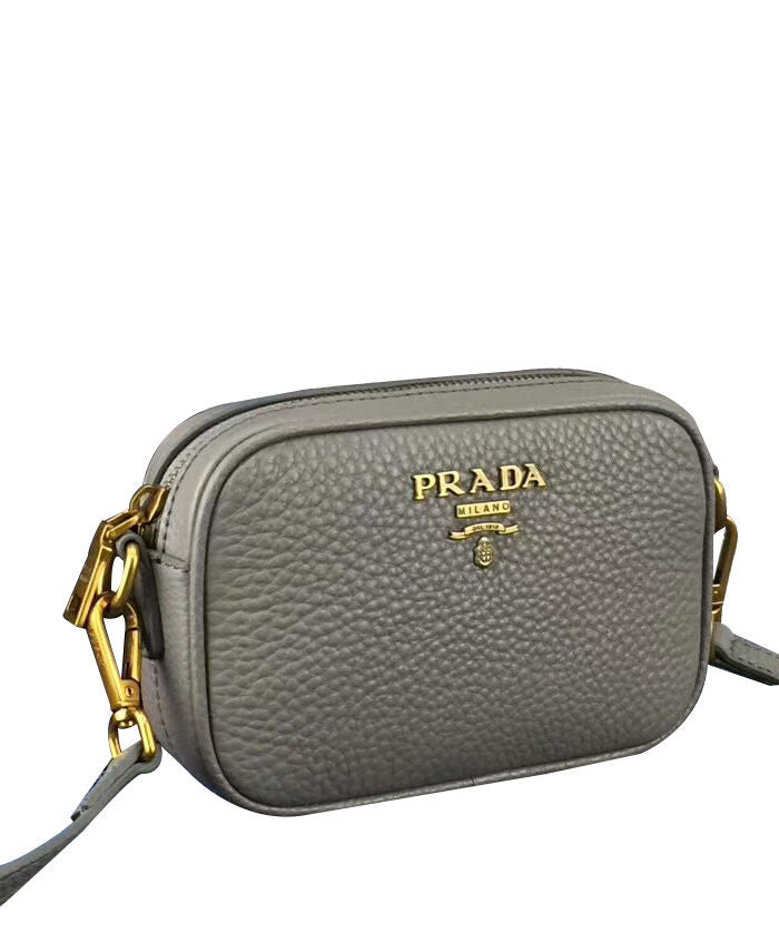 3e2cd6c74695 Prada Saffiano Mini Zip Crossbody Bag 5 colors – q8moda