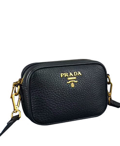 Prada Saffiano Mini Zip Crossbody Bag 5 colors