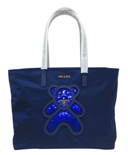 Prada canvas tote bag 4 colors