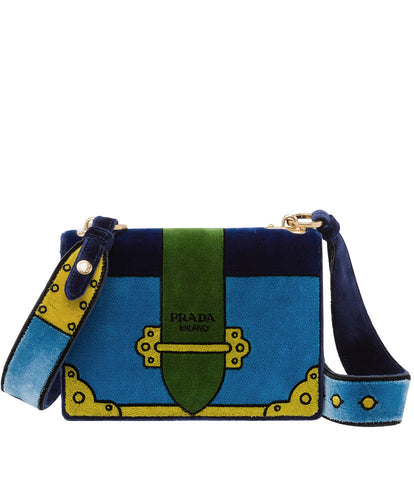 Prada Velvet Bag 4 colors