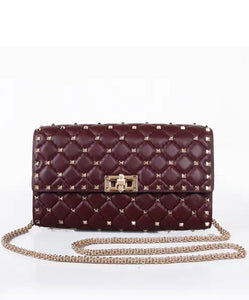 Valentino Rockstud Spike Chain Bag 5 colors