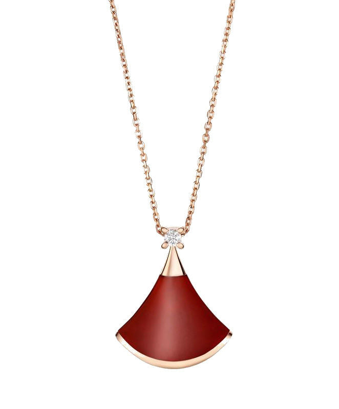 Bvlgari Divas Dream Necklace Red