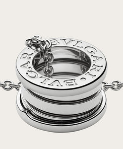 Bvlgari B.zero 1 Necklace Silver