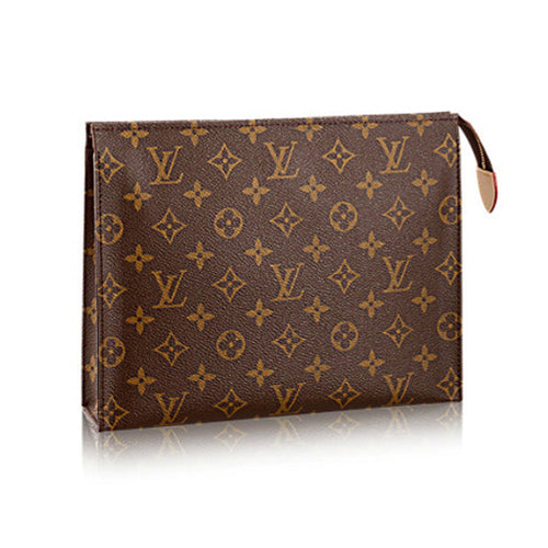 Louis Vuitton Toiletry Pouch 26 Monogram Canvas