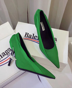 Balenciaga Women's Knife 110 Pumps 2 colors