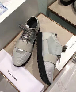 Balenciaga Race Runner Sneakers Gray