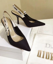 Christian Dior J'Dior High Heels Black