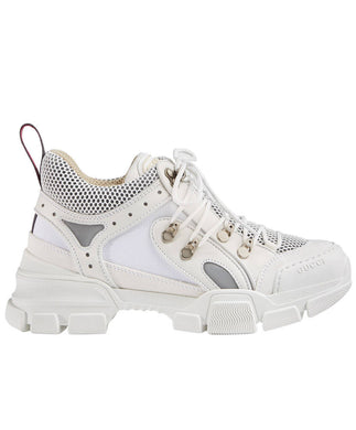 Gucci Women's Flashtrek Sneaker White
