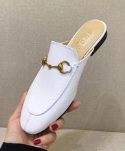 Gucci Princetown leather slipper 2 colors