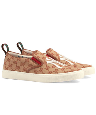 Gucci Men's Slip-on Sneaker With NY Yankees Patch™