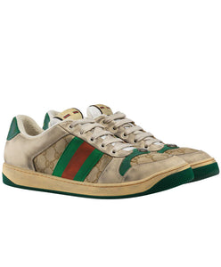 Gucci Sneaker Screener GG Green