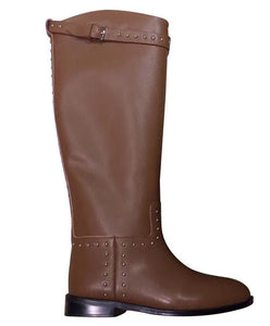 Hermes Women's Bardigiano Boot Brown