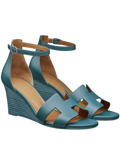 Hermes Legend Sandal Blue