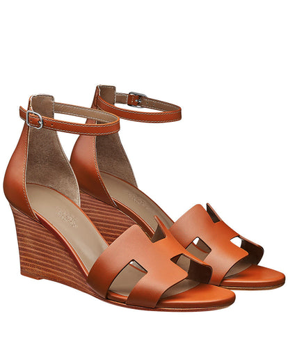 Hermes Legend Sandal Brown