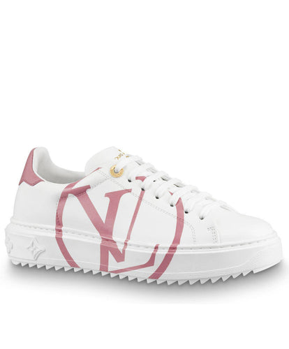 Louis Vuitton Women's Time Out Sneaker Pink