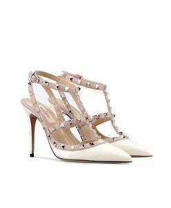 Valentino Rockstud Patent Leather Sandal 6 colors