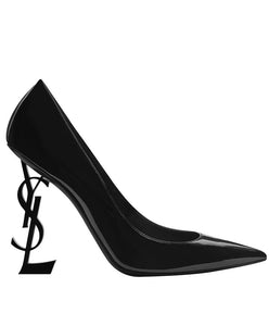Saint Laurent Pointed high heels Black