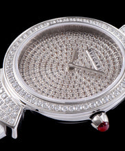 Bvlgari s Stainless Steel Lady Diamond Watch White