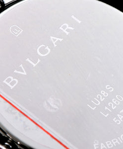 Bvlgari Lvcea Diamonds Automatic Watch for Women White