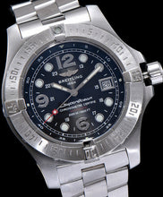 Breitling Chronospace stainless steel Watch Black