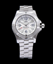 Breitling Chronospace stainless steel Watch White