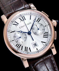 Cartier Wrist Time For Man White - hn4us