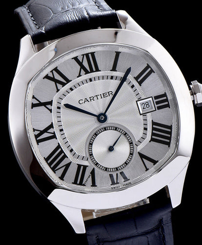 Cartier Automatic Watch for women White