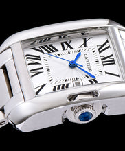 Cartier Automatic Watch For Women White - hn4us