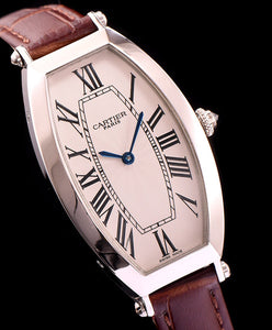 Cartier Automatic Watch For Women Brown